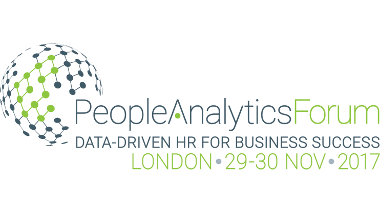 People Analytics Forum 2017 in London