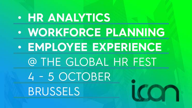 Dynaplan presents at the next Global HR Fest in Brussels