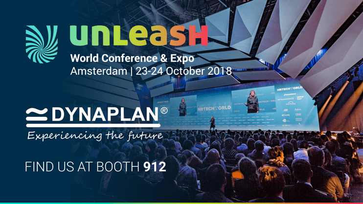 Meet us at the UNLEASH World Conference & Expo, 23–24 October in Amsterdam