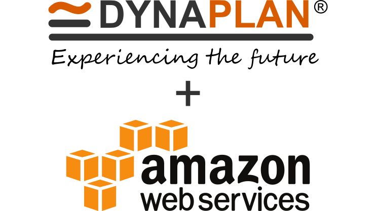 Dynaplan website hosted by AWS