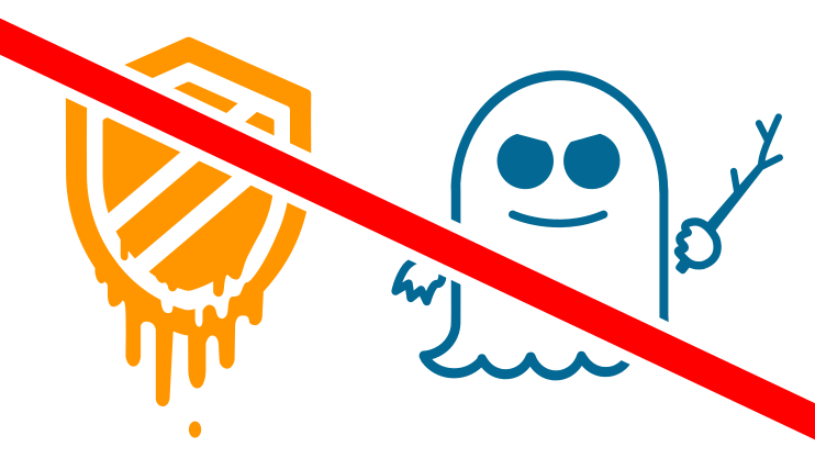 Measures against Meltdown and Spectre