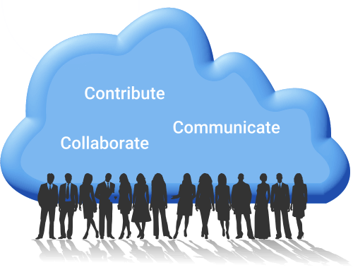 Contribute, communicate and collaborate in the Dynaplan cloud