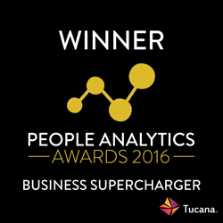 People Analytics 2016 award