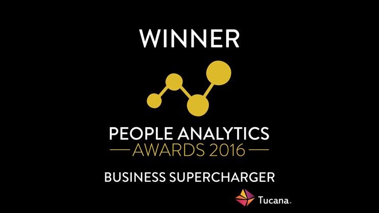 People Analytics 2016 award to Dynaplan